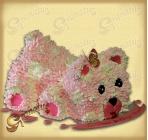 Розовый и Пушистый