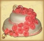 Розовая Свадьба (от 3 кг)